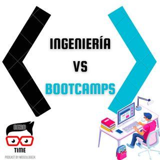 Bootcamps vs Ingenieria de software