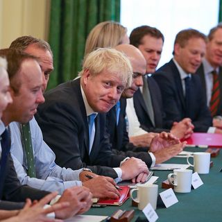 What Boris Johnson's cabinet tells us