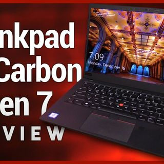 Lenovo ThinkPad X1 Carbon Gen 7 (2019) Review