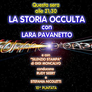 Forme d'Onda - Lara Pavanetto - Marco Polo e Fra' Paolino Veneto - 10^ puntata (19/12/2019)
