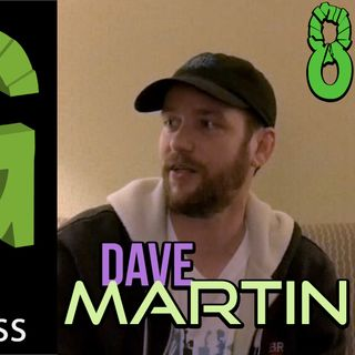 Episode 8 - Glass Artist Dave Martin of ABR Imagery after IFC 2019
