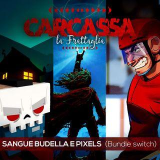 Frattaglia Tripla - Jack, Sangue, Budella e Pixel
