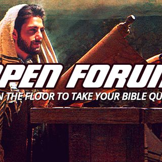 NTEB RADIO BIBLE STUDY: Tonight We Conclude Our Open Forum Series With Part 2 Of Taking Your King James Bible Questions Live On-Air