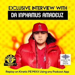 Interview: 90 Percent Industry Work and Demi-god Music with Da Inphamus Amadeuz