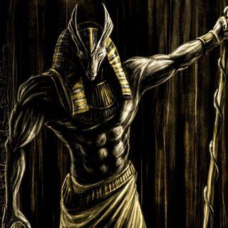 Anubi, l'arcangelo dal volto di cane