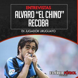 """Entrevista con Álvaro """"El Chino"""" Recoba"""