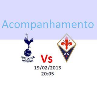 Liga Europa - Tottenham vs Fiorentina