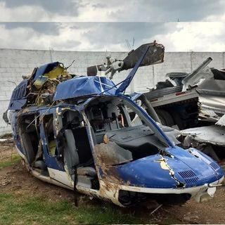 FGR detuvo a policía del Edomex pordisparar a helicóptero