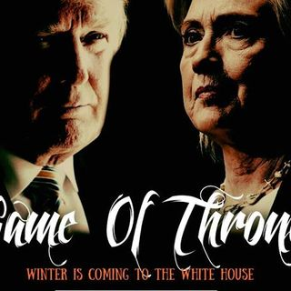 Game of Thrones : Winter Is Coming To The White House