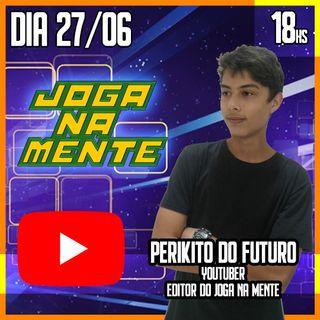 Perikito Do Futuro - De aluno bolsista a editor do programa