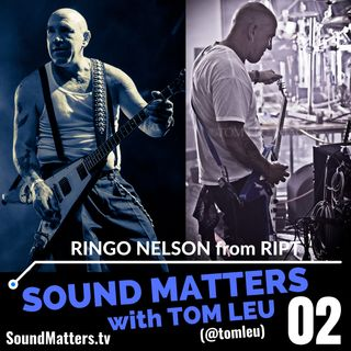 002: Ringo Nelson from RIPT