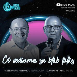Danilo Petrelli e Alessandro Antonioli