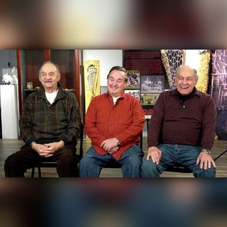 Bobby Delormier, Bill Sunday and Ron Thomas - S2
