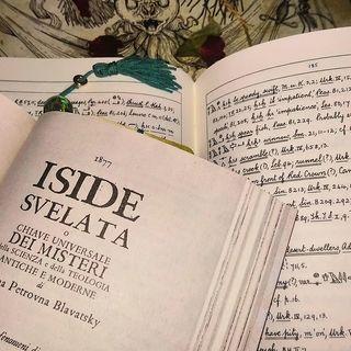 3. ISIDE SVELATA - La Filosofia Platonica ci offre l'unico terreno intermedio