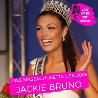 Miss Massachusetts USA 2008 Jackie Bruno - Finishing Top 10 At Both Miss Teen USA and Miss USA and Her Successful Career In Broadcasting
