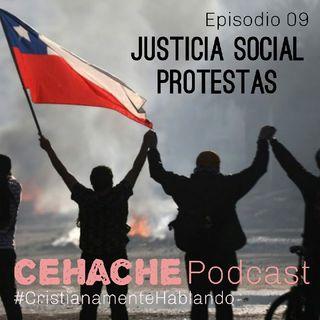09 Justicia Social y Protestas CEHACHE