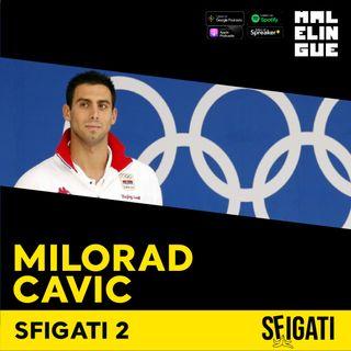 #2 Milorad Cavic: quasi