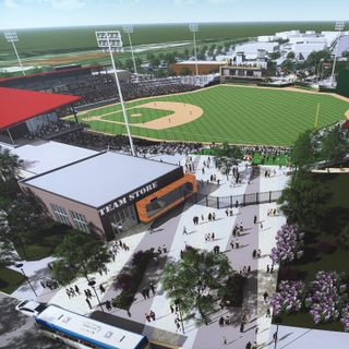 Madison Baseball Groundbreaking - Mayor Paul Finley