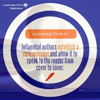 Truth Training Thursday - Authorship Truth #1 | Lakeisha McKnight