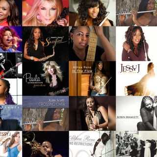 """The Ladies of Smooth Jazz """"A New Music Era"""""""