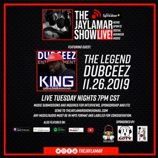 The LEGENDARY Dubceez Chimes In   Episode 13, The JayLamar Show LIVE!!