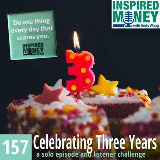 Celebrating Three Years of Inspired Money