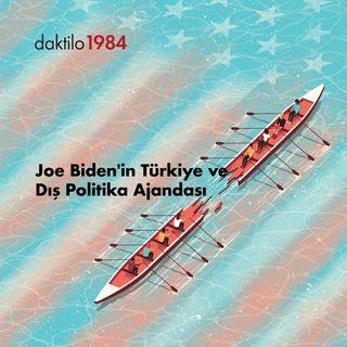 Biden'ın Türkiye ve Dış Politika Ajandası | Sinan Ülgen & Yunus Emre Erdölen | Üsküdar Motoru #5