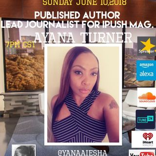 THE PLATFORM:SPECIAL GUEST: Author&Journalist AYANA TURNER