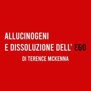 Allucinogeni e Dissoluzione dell'EGO - di Terence mcKenna