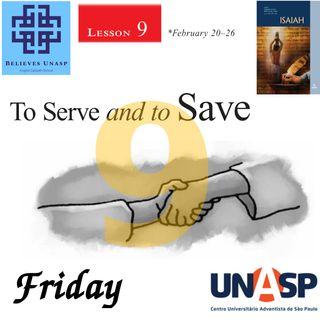 937 - Sabbath School - 26.Feb Fri