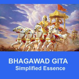 Bhagawad Gita Simplified Essence