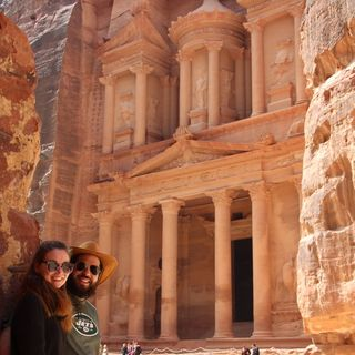 Travel to Petra and Wadi Rum
