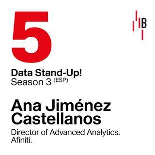 Ana Jiménez · Director of Advanced Analytics at Afiniti // Bedrock @ LAPIPA_Studios