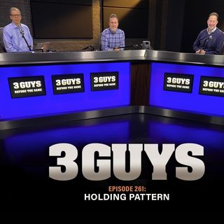 Holding Pattern with Tony Caridi, Brad Howe and Hoppy Kercheval