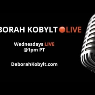 Deborah Kobylt LIVE with Joanna Lipari