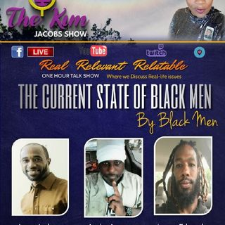THE STATE OF THE BLACK MAN - TOLD BY BLACK MEN