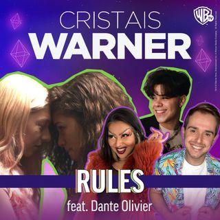 #02 JULES E RUE: O MELHOR CASAL DE EUPHORIA? ft. Dante Olivier   Cristais Warner