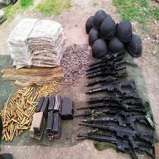 Tamaulipas, Sonora, CDMX, Jalisco, Michoacán y Baja California con mayor decomiso de armas del crimen organizado