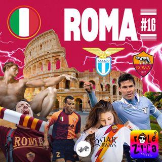 Roma: mamando na teta da loba e furando a Lei Seca na Cidade Eterna