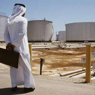 Arabs Don't Compete:  Just Ask Saudi ARAMCO
