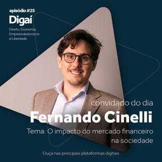 Episódio #25 - Fernando Cinelli