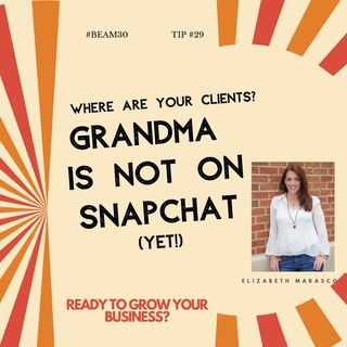 EPS 29 Grandma Is Not On Snapchat! Yet.