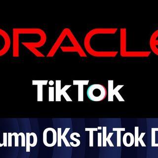 Trump OKs Oracle+TikTok deal | TWiT Bits