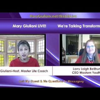 Mary Giuliani Live Ep 50, 12/12/18, 20% of Children Struggle WIth A Mental Health Disorder?