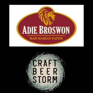 Episode # 62 – Craft Beer in India – Adie Broswon Brewery