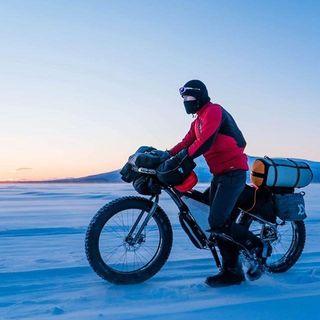 Episode 6: Troy Szczurkowski - Iditarod Trail Invitational