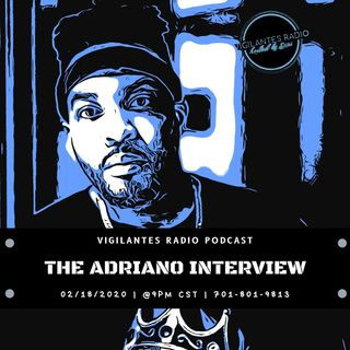 The Adriano Interview.