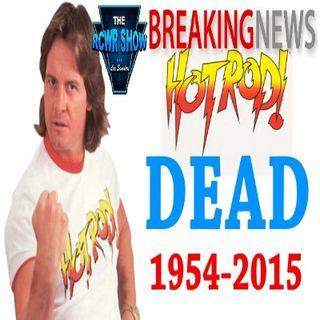 WWE Legend Roddy Piper Dead at 61! (7-31-15)