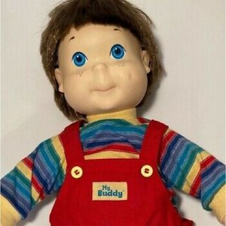 TBT My Buddy Doll Story