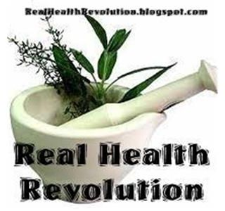 Real Health Revolution: Ep:17: My Revelation (take two)
